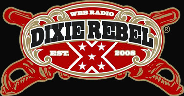 Logotipo Dixie Rebel Radio
